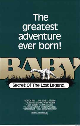 Baby: Secret of the Lost Legend - 11 x 17 Movie Poster - Style A
