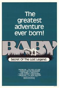 Baby: Secret of the Lost Legend - 27 x 40 Movie Poster - Style A