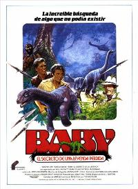 Baby: Secret of the Lost Legend - 27 x 40 Movie Poster - Spanish Style A