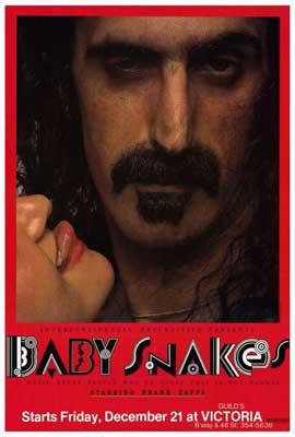 Baby Snakes - 27 x 40 Movie Poster - Style A
