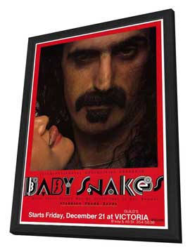 Baby Snakes - 27 x 40 Movie Poster - Style A - in Deluxe Wood Frame