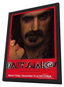 Baby Snakes - 11 x 17 Movie Poster - Style A - in Deluxe Wood Frame
