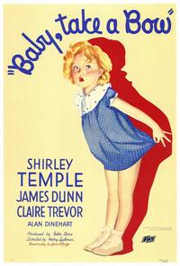 Baby, Take a Bow - 27 x 40 Movie Poster - Style A