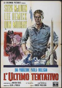 Baby, the Rain Must Fall - 11 x 17 Movie Poster - Italian Style A