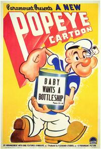 Baby Wants a Bottleship - 27 x 40 Movie Poster - Style A