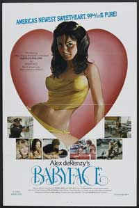 Babyface - 11 x 17 Movie Poster - Style A