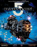 Babylon 5 - 22 x 28 Movie Poster - Half Sheet Style A