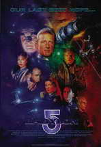 Babylon 5 - 11 x 17 Movie Poster - Style C