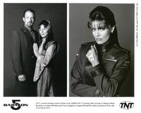 Babylon 5 - 8 x 10 B&W Photo #2
