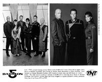 Babylon 5 - 8 x 10 B&W Photo #3