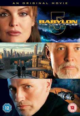 Babylon 5: The Lost Tales - Voices in the Dark - 27 x 40 Movie Poster - UK Style A