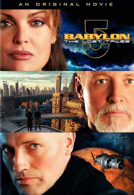 Babylon 5: The Lost Tales - Voices in the Dark - 11 x 17 Movie Poster - Style A