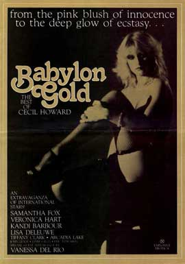 Babylon Gold - 11 x 17 Movie Poster - Style A
