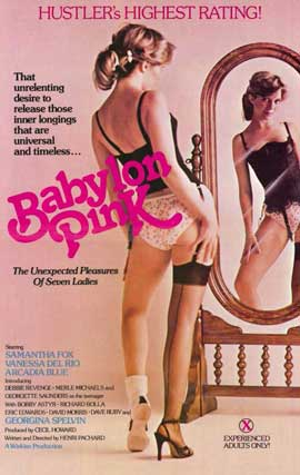 Babylon Pink - 11 x 17 Movie Poster - Style A