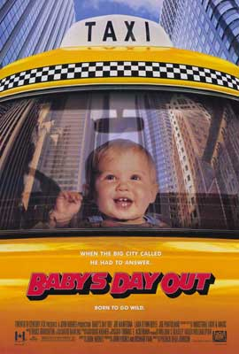 Baby's Day Out - 27 x 40 Movie Poster - Style A