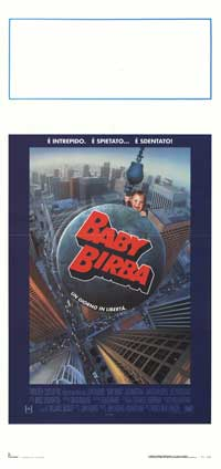 Baby's Day Out - 13 x 28 Movie Poster - Italian Style A