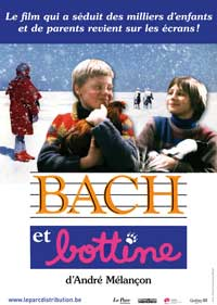 Bach and Broccoli - 27 x 40 Movie Poster - Belgian Style A