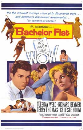 Bachelor Flat - 11 x 17 Movie Poster - Style A