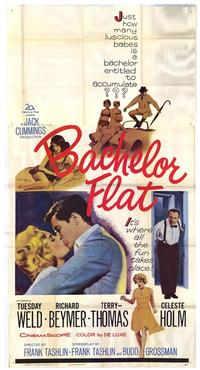 Bachelor Flat - 11 x 17 Movie Poster - Style B
