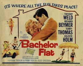 Bachelor Flat - 11 x 14 Movie Poster - Style A