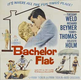 Bachelor Flat - 30 x 30 Movie Poster - Style A