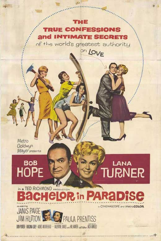 Classic movie bachelors paradise part 1 of 2 5