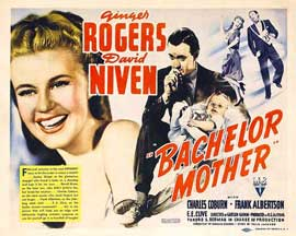 Bachelor Mother - 11 x 14 Movie Poster - Style A