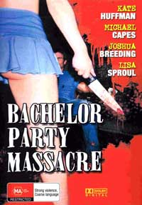 Bachelor Party Massacre - 11 x 17 Movie Poster - Style A