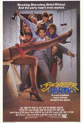 Bachelor Party - 27 x 40 Movie Poster - Style A