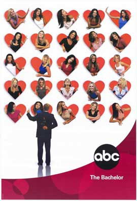 The Bachelor (TV) - 11 x 17 TV Poster - Style A