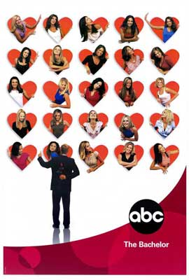 The Bachelor (TV) - 27 x 40 TV Poster - Style B