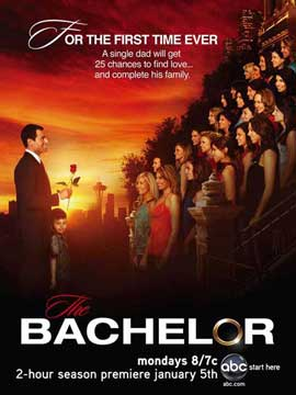 The Bachelor (TV) - 11 x 17 TV Poster - Style D