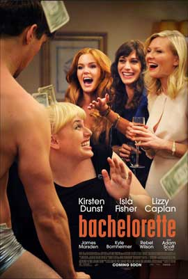 Bachelorette - 11 x 17 Movie Poster - Style A