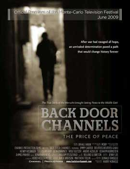 Back Door Channels: The Price of Peace - 11 x 17 Movie Poster - Style A