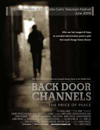 Back Door Channels: The Price of Peace - 43 x 62 Movie Poster - Bus Shelter Style A