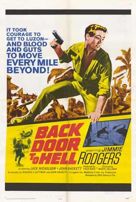 Back Door to Hell - 11 x 17 Movie Poster - Style A