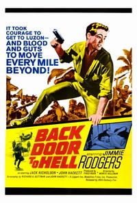 Back Door to Hell - 27 x 40 Movie Poster - Style A