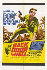 Back Door to Hell - 43 x 62 Movie Poster - Bus Shelter Style A