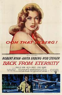 Back from Eternity - 43 x 62 Movie Poster - Bus Shelter Style A