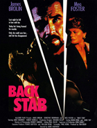 Back Stab - 11 x 17 Movie Poster - Canadian Style A