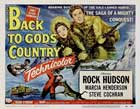 Back to God's Country - 11 x 17 Movie Poster - Style F