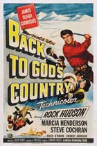 Back to God's Country - 27 x 40 Movie Poster - Style A