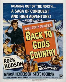Back to God's Country - 11 x 17 Movie Poster - Style A