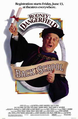 Back to School - 11 x 17 Movie Poster - Style A