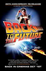 Back to the Future - 11 x 17 Movie Poster - UK Style A