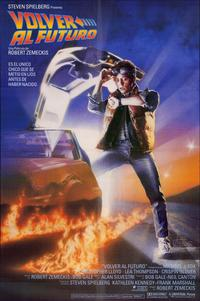 Back to the Future - 11 x 17 Movie Poster - Spanish Style A