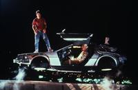 Back to the Future - 8 x 10 Color Photo #1