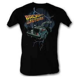 Back to the Future - Lightning T-Shirt