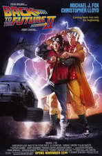 Back to the Future, Part 2 - 11 x 17 Movie Poster - Style A