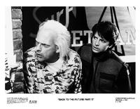 Back to the Future, Part 2 - 8 x 10 B&W Photo #1